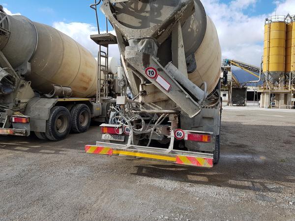 Immagine n. 40 - 75#4479 Betoniera Iveco Eurotrakker e betonpompa