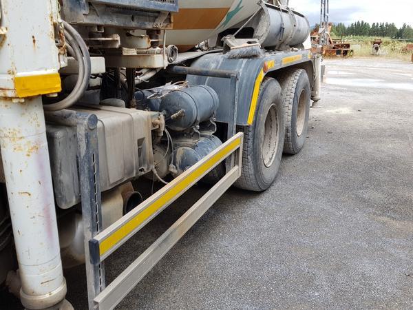 Immagine n. 5 - 76#4479 Betonpompa Iveco Trakker