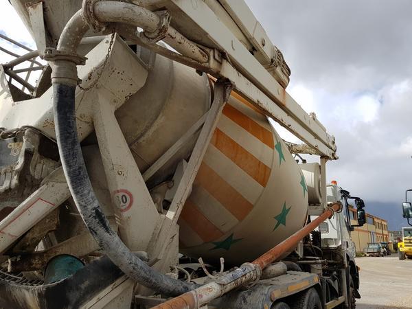 Immagine n. 19 - 76#4479 Betonpompa Iveco Trakker
