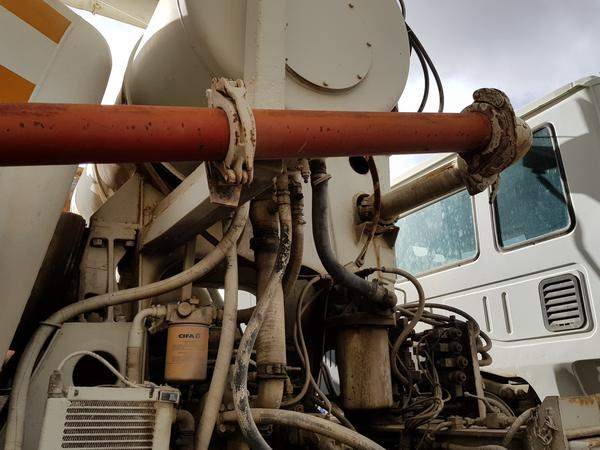 Immagine n. 22 - 76#4479 Betonpompa Iveco Trakker