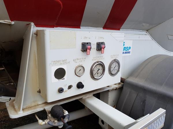 Immagine n. 7 - 77#4479 Cisterne per cemento fuso Mistral