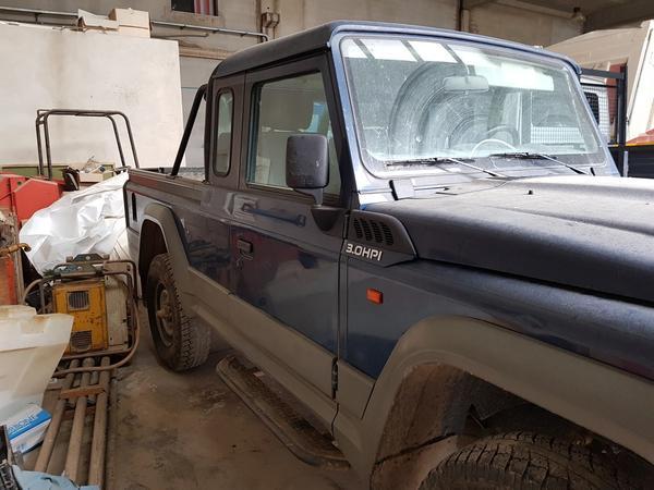 Immagine n. 33 - 78#4479 Fiat Croma e fuoristrada Rover Freelander