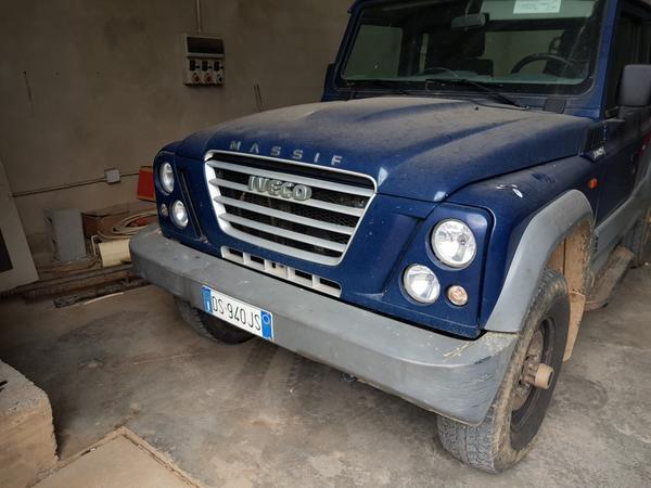 Immagine n. 37 - 78#4479 Fiat Croma e fuoristrada Rover Freelander