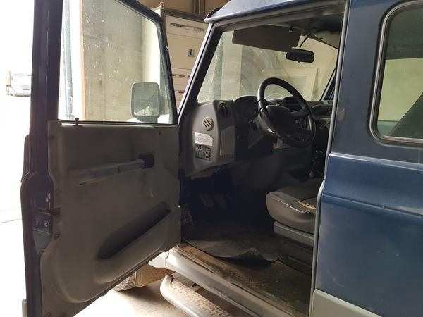 Immagine n. 39 - 78#4479 Fiat Croma e fuoristrada Rover Freelander