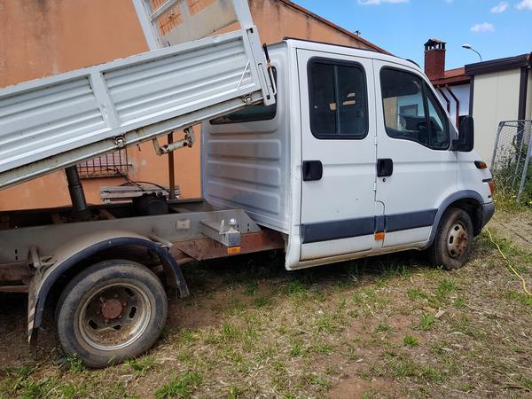 Immagine n. 101 - 78#4479 Fiat Croma e fuoristrada Rover Freelander