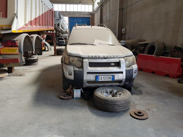 Immagine n. 133 - 78#4479 Fiat Croma e fuoristrada Rover Freelander