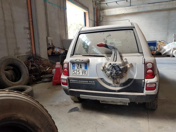 Immagine n. 136 - 78#4479 Fiat Croma e fuoristrada Rover Freelander