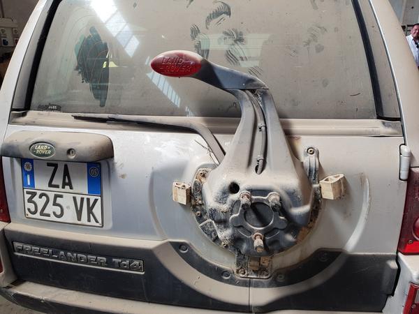 Immagine n. 138 - 78#4479 Fiat Croma e fuoristrada Rover Freelander