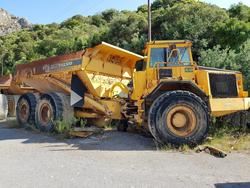 Dumper Volvo - Lot 8 (Auction 4479)