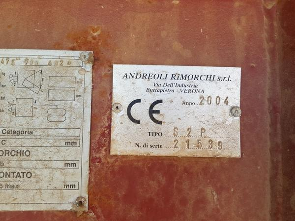 Immagine n. 12 - 80#4479 Semirimorchi Adige e Andreoli
