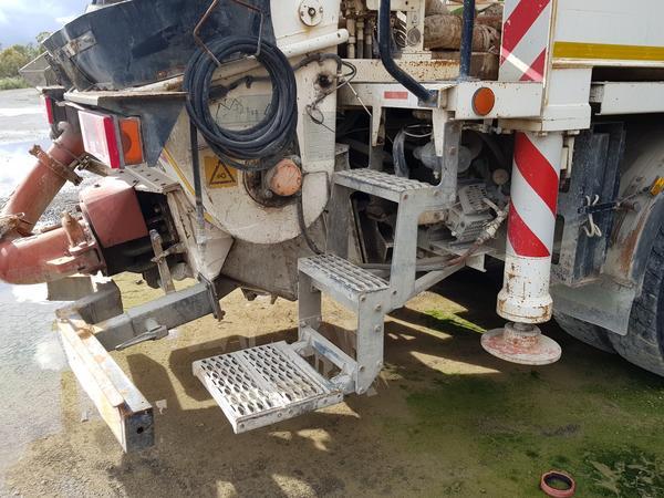 Immagine n. 14 - 81#4479 Pompa per calcestruzzo Iveco Euro Trakker