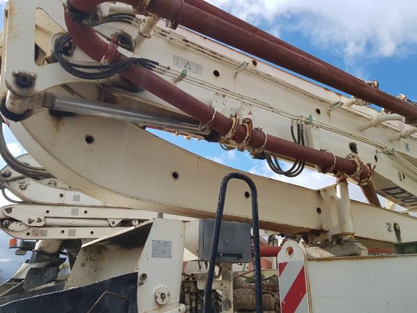 Immagine n. 16 - 81#4479 Pompa per calcestruzzo Iveco Euro Trakker