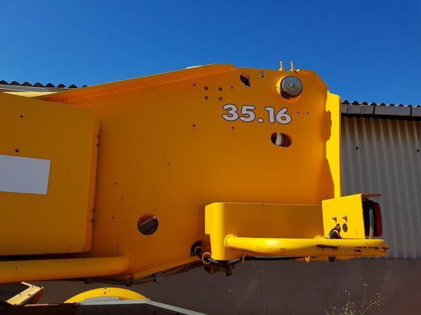 Immagine n. 11 - 82#4479 Piattaforma elevatrice