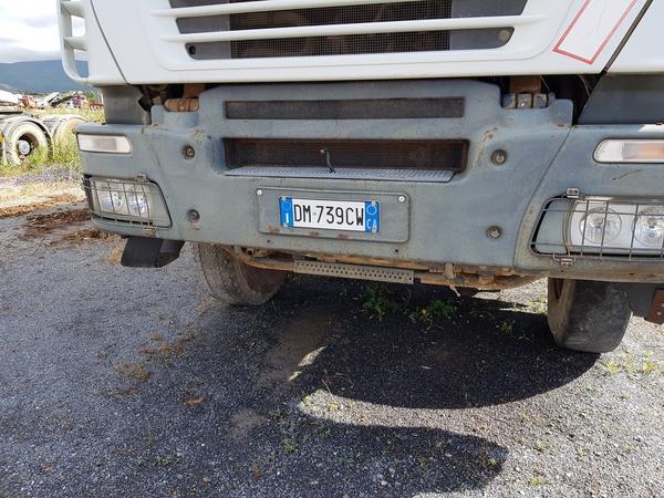 Immagine n. 3 - 83#4479 Camion Iveco Trakker e autocarro Iveco Daily