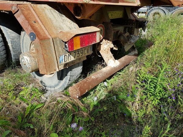 Immagine n. 5 - 83#4479 Camion Iveco Trakker e autocarro Iveco Daily