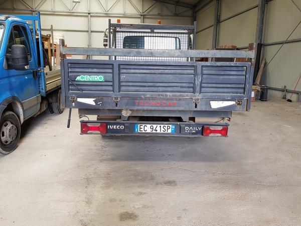 Immagine n. 11 - 83#4479 Camion Iveco Trakker e autocarro Iveco Daily