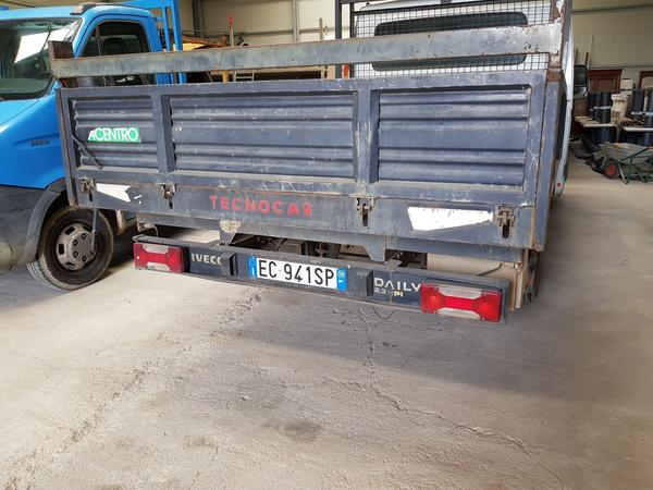 Immagine n. 12 - 83#4479 Camion Iveco Trakker e autocarro Iveco Daily