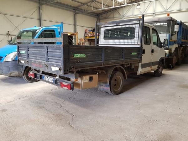 Immagine n. 14 - 83#4479 Camion Iveco Trakker e autocarro Iveco Daily