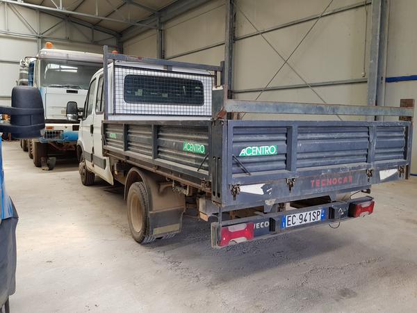 Immagine n. 16 - 83#4479 Camion Iveco Trakker e autocarro Iveco Daily
