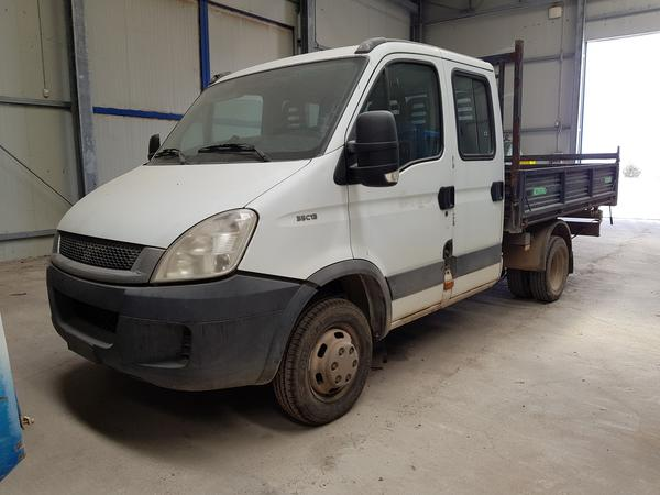 Immagine n. 19 - 83#4479 Camion Iveco Trakker e autocarro Iveco Daily