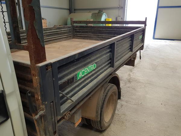 Immagine n. 30 - 83#4479 Camion Iveco Trakker e autocarro Iveco Daily