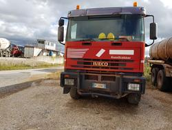Iveco tankers and Daily truck - Lot 85 (Auction 4479)