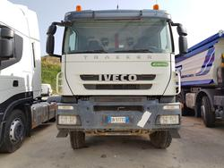 Iveco Trakker truck - Lot 87 (Auction 4479)
