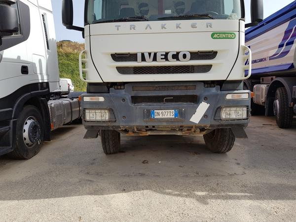 Immagine n. 3 - 87#4479 Camion Iveco Trakker