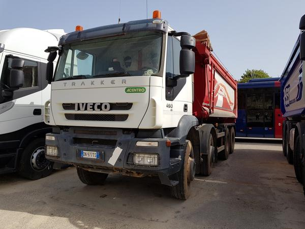 Immagine n. 4 - 87#4479 Camion Iveco Trakker