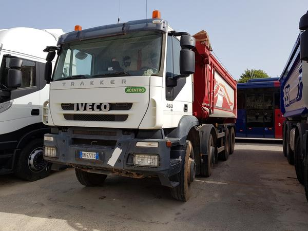 Immagine n. 5 - 87#4479 Camion Iveco Trakker