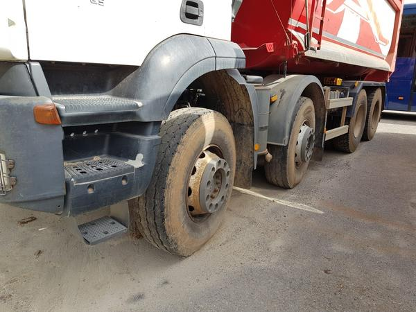 Immagine n. 6 - 87#4479 Camion Iveco Trakker