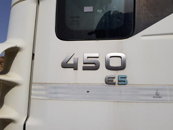 Immagine n. 7 - 87#4479 Camion Iveco Trakker