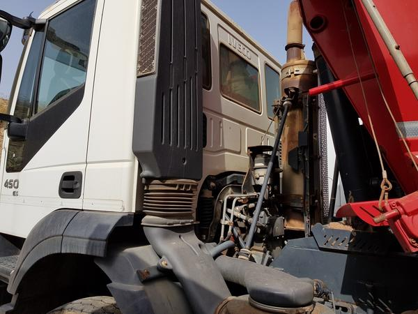 Immagine n. 8 - 87#4479 Camion Iveco Trakker