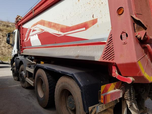 Immagine n. 9 - 87#4479 Camion Iveco Trakker