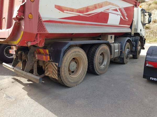 Immagine n. 12 - 87#4479 Camion Iveco Trakker