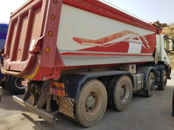 Immagine n. 13 - 87#4479 Camion Iveco Trakker