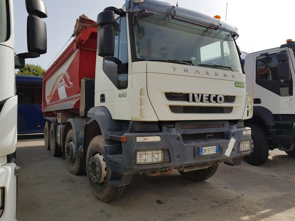 Immagine n. 15 - 87#4479 Camion Iveco Trakker