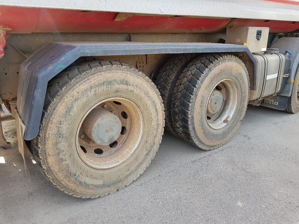 Immagine n. 17 - 87#4479 Camion Iveco Trakker