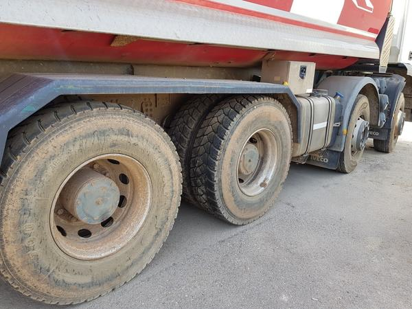 Immagine n. 18 - 87#4479 Camion Iveco Trakker