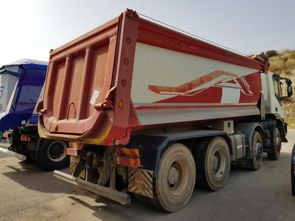 Immagine n. 19 - 87#4479 Camion Iveco Trakker