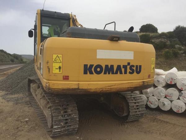 Immagine n. 1 - 88#4479 Escavatore cingolato Komatsu