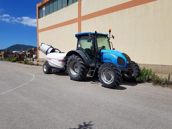 Immagine n. 1 - 36#44790 Trattore agricolo Landini