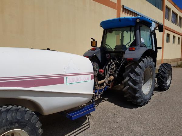 Immagine n. 5 - 36#44790 Trattore agricolo Landini