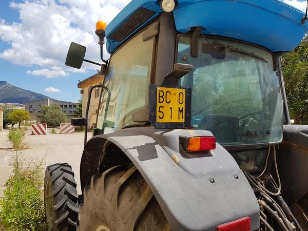 Immagine n. 8 - 36#44790 Trattore agricolo Landini