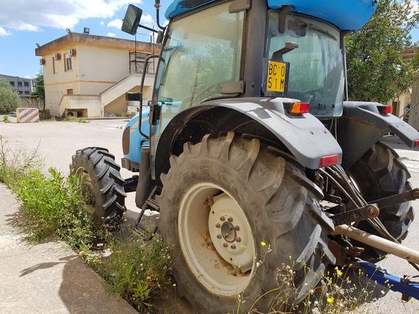 Immagine n. 11 - 36#44790 Trattore agricolo Landini