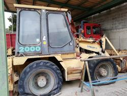 Excavator Benati - Lot 14 (Auction 4493)