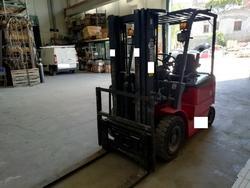 Teknolift electric forklift - Lot 17 (Auction 4493)