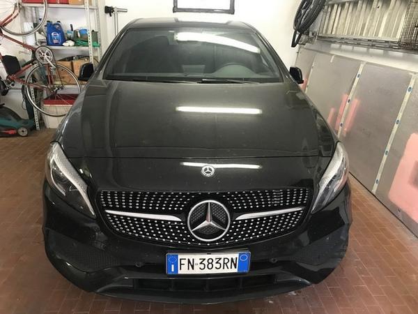 2#4494 Autovettura Mercedes Classe A