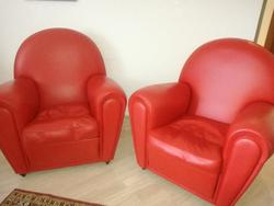 Frau armchairs and office furniture - Lot 1 (Auction 4496)