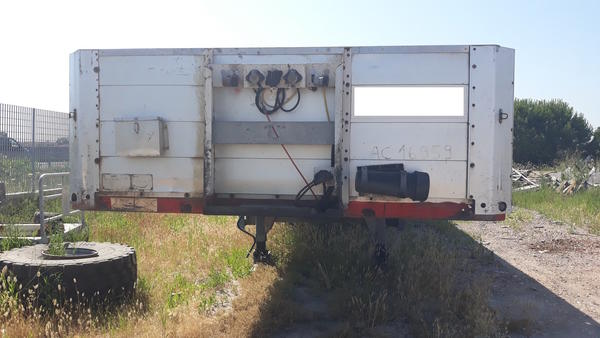 1#4497 Semirimorchio Schmitz Cargobull